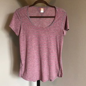 Lucy tech workout tee